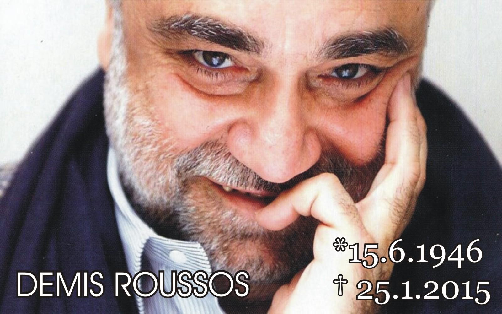 Zomrel Demis Roussos