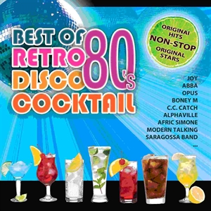 Var - Retro Disco Koktel Best of 80